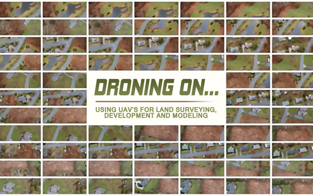 Droning on…